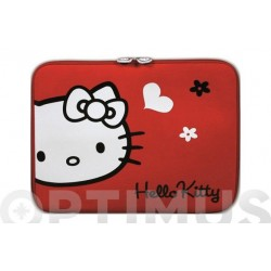 FUNDA TABLET HELLO KITTY...