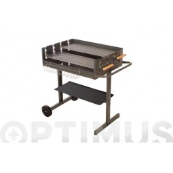 BARBACOA CARBON PLUS 75 CM...