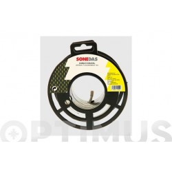 CABLE COAXIAL TV SAT  10 M