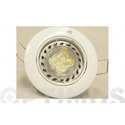 EMPOTRABLE LED 5W...