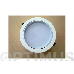 DOWNLIGHT REDONDO LED 26W...