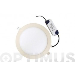 DOWNLIGHT REDONDO LED 20W...