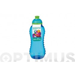 BOTELLA TWIST'N'SIP  330 ML...