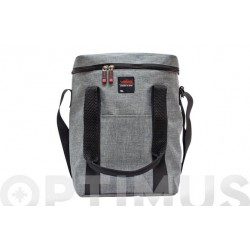 NEVERA FLEXIBLE 16 L  GRIS...