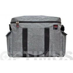 NEVERA FLEXIBLE 22 L GRIS...