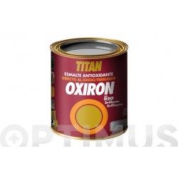 ESMALTE LISO OXIRON  375 ML...