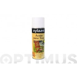 ACEITE TECA SPRAY MIEL 400 ML