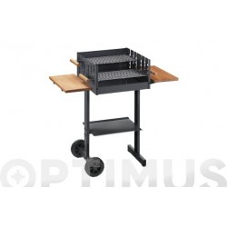 BARBACOA CARBON MINI CON...