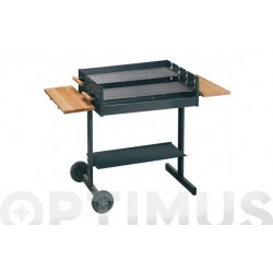 BARBACOA CARBON BOX 75X57...